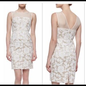 Trina Turk Sarah Sheath Lace Dress - NWT